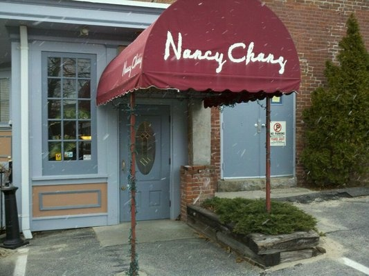 Nancy Chang Chinese Restaurant --  Worcester, MA