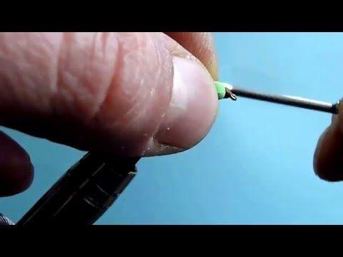 Fly Tying beetle - YouTube