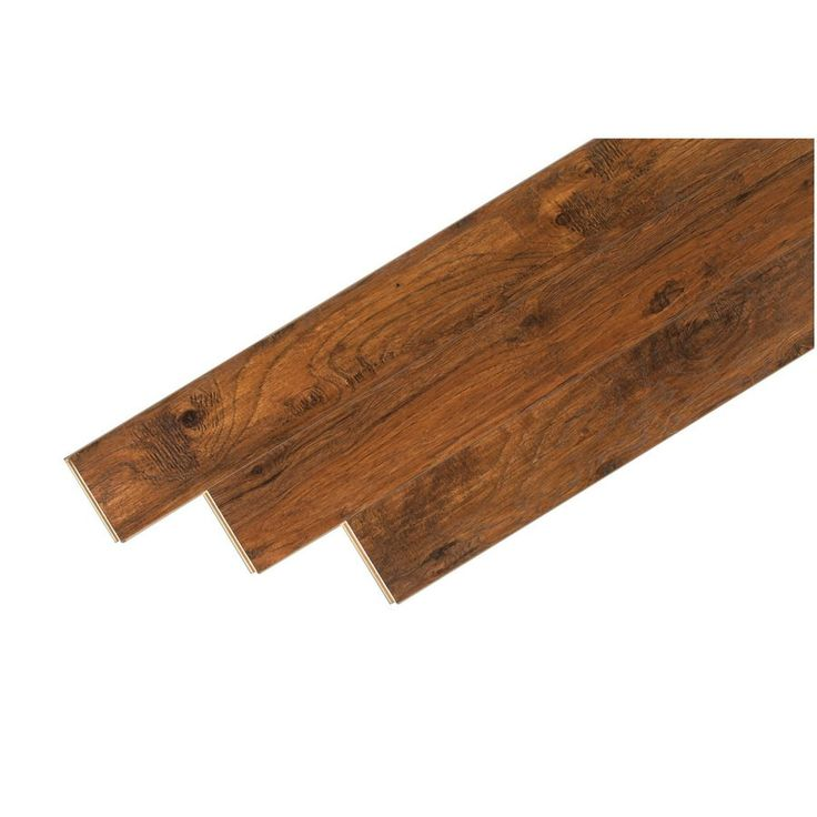 Mono Serra Group Tradition Timber 6.29-in W x 51.5-in L Dark Brown Laminate Flooring | Lowe's Canada