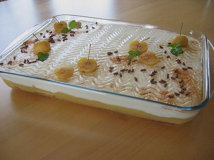 Hessischer Apfeltraum, ein gutes Rezept aus der Kategorie Dessert. Bewertungen: 132. Durchschnitt: Ø 4,5.