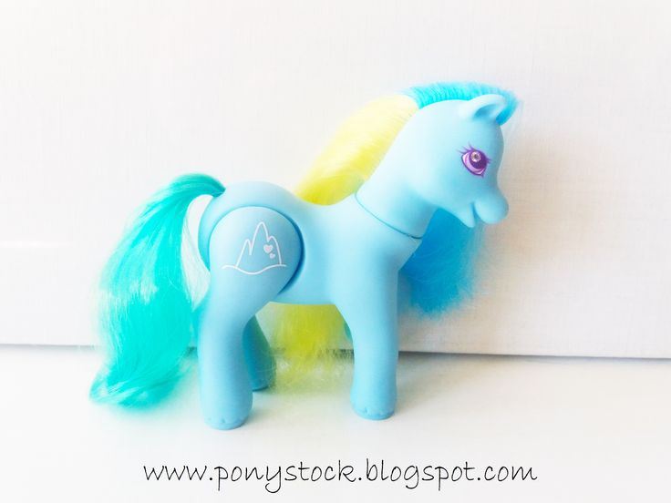 Countryside pony (Holiday at the Countryside 2002) G2 My Little Pony Hasbro