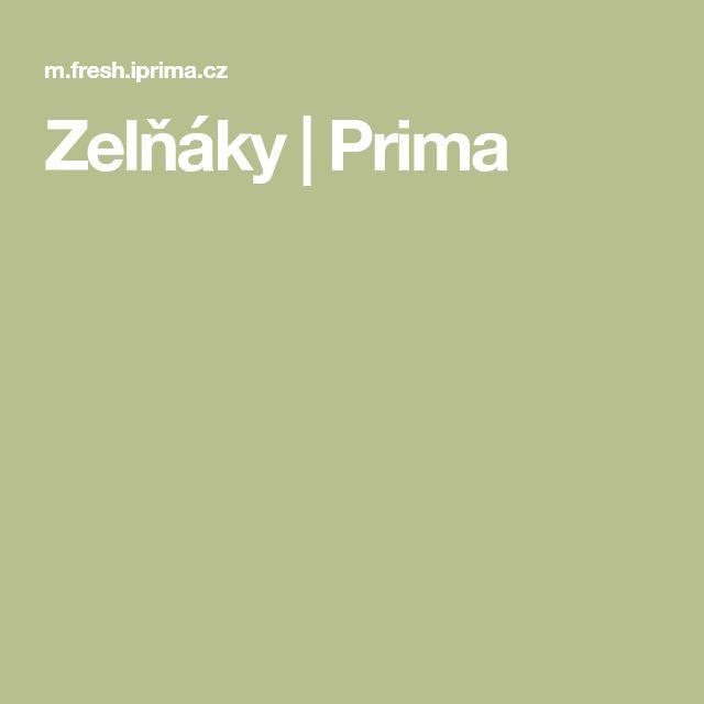 Zelňáky | Prima