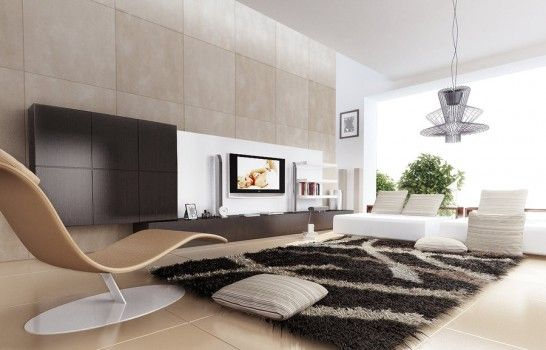Enhance your contemporary living room look with armchair bed  Interior design