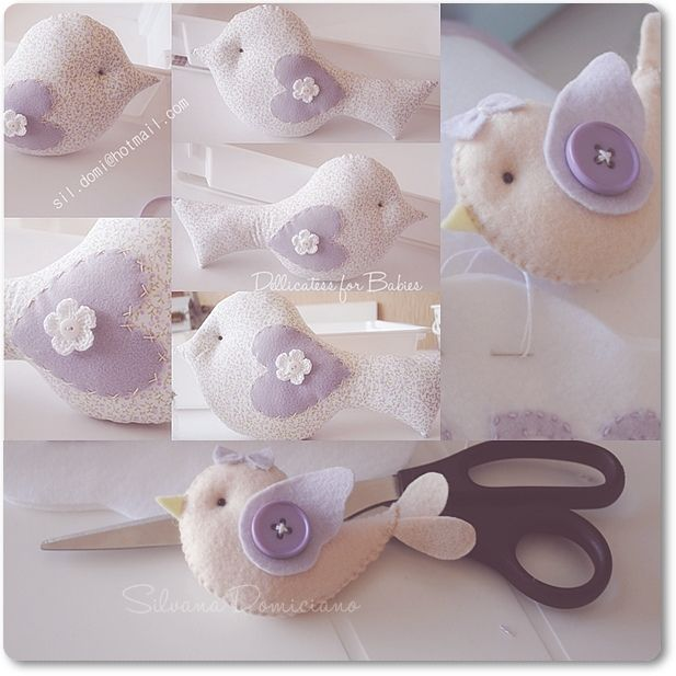 Almofadinhas...in the process by ♥ Silvana Domiciano - Dellicatess for Babies ♥, via Flickr