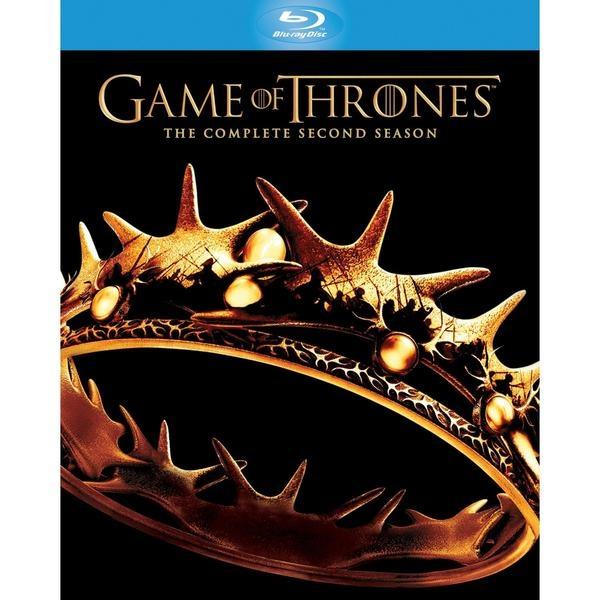 Game of Thrones - Season 2 (Blu-ray-film) - Lägsta pris 448:-