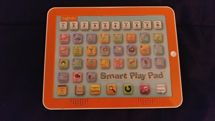 Ingenio Smart Play Pad In English and Espanol Model Number 59211
