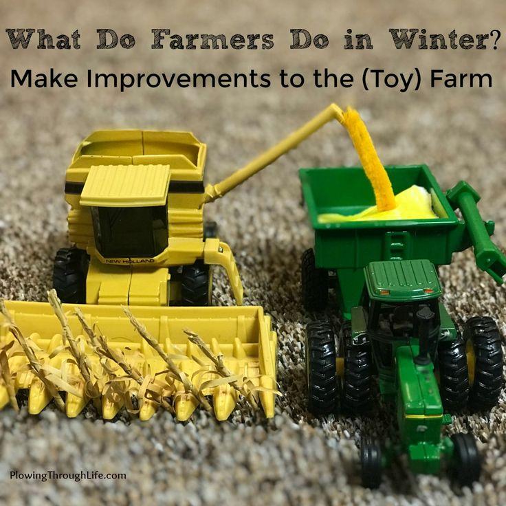 1/64 farm scene idea harvest with New Holland combine and John Deere grain cart.