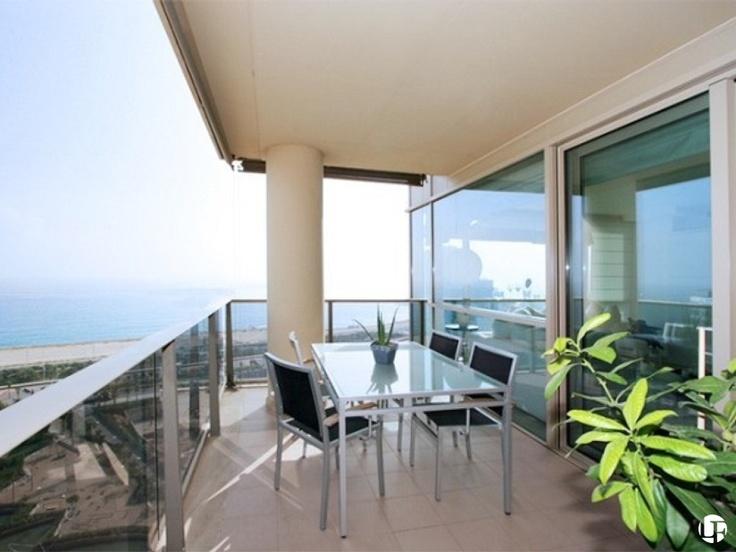 Appartement de luxe à louer à Diagonal Mar, Barcelone.