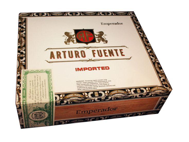 Arturo Fuente Emperador Cigars - Natural Box of 30 - Buy Online Discount Cigars