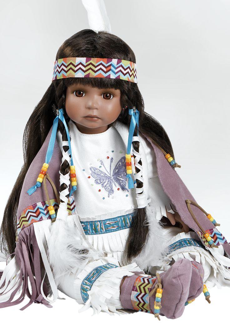 36 Best Native American Dolls Images On Pinterest Native
