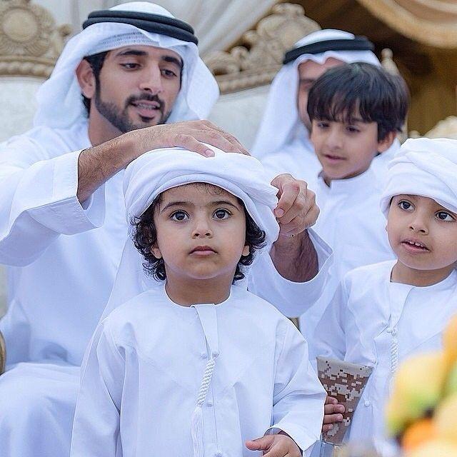 для ползания шейх заед с сыновьями фото пол призвана