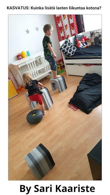 kasvatus, liikunta, lasten liikuntasuositukset