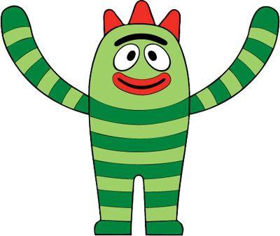 24 best yo gabba gabba images on pinterest yo gabba gabba rh pinterest com yo gabba gabba clipart