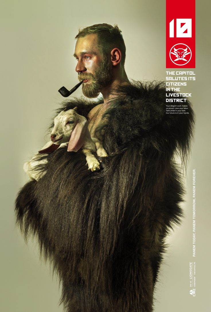 Discover the spirit of the Livestock District. Yahoo gives you a detailed look at the District 10 Heroes. -  http://hungrgam.es/dh10