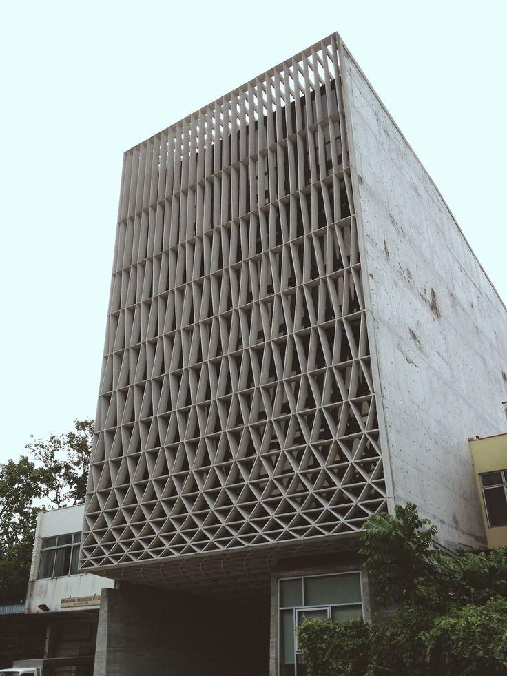 Concrete Building Facade : Best images about interesting facades on pinterest