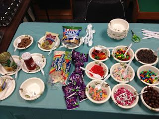 The Show Me Librarian: YA Friday: Cupcake Wars. This great tips on how to prepare to do a cupcake program. I wish I saw this the first time I did mine.