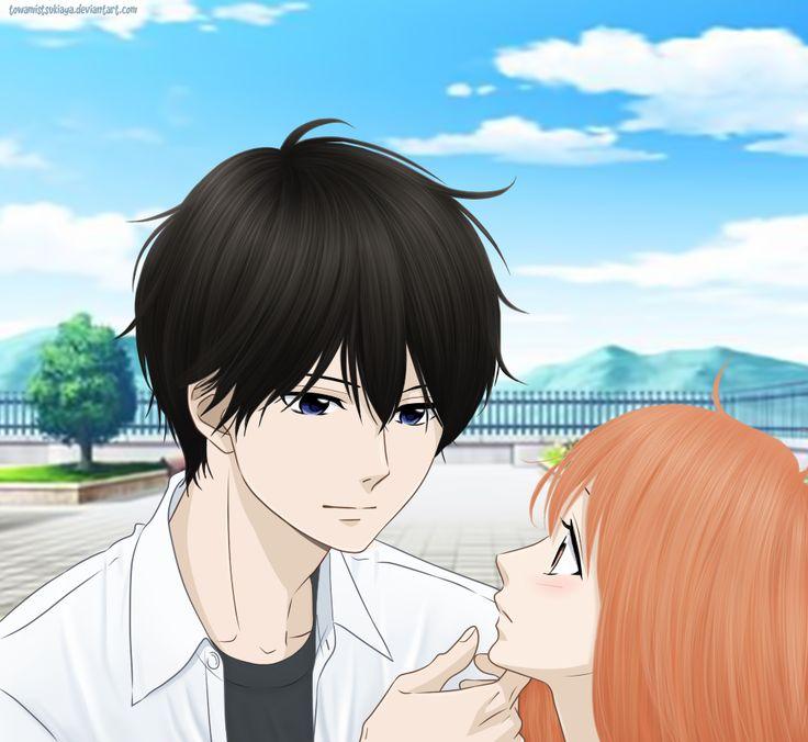 Haru Matsu Bokura Towa Mitsuki art shoujo anime manga deviantart anashin