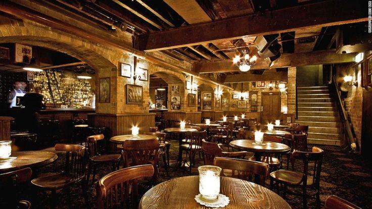 Bloody French Restaurant London W