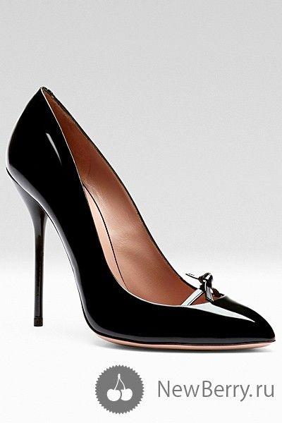 Модная обувь Gucci осень-зима 2013-2014