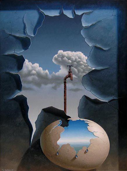 Les 87 meilleures images du tableau Surréalisme • Peinture ...