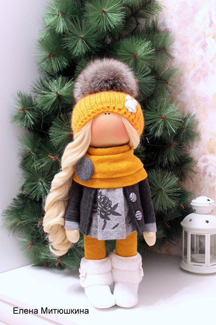 Beauty and Things (Вязаная игрушка, амигуруми) | VK кукла