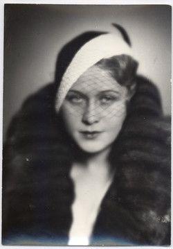Dorys, Benedykt Jerzy (1901-1990) [Portret Krystyny Dullanki]