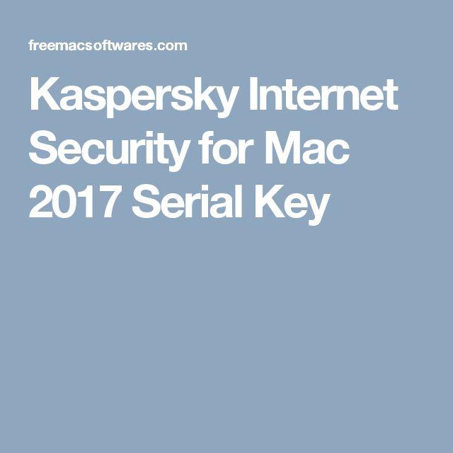 kaspersky total security serial key 2017