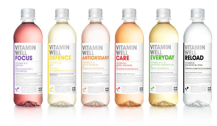 Rational informative benefit-driven design of vitamins/supplements are a good reference point.