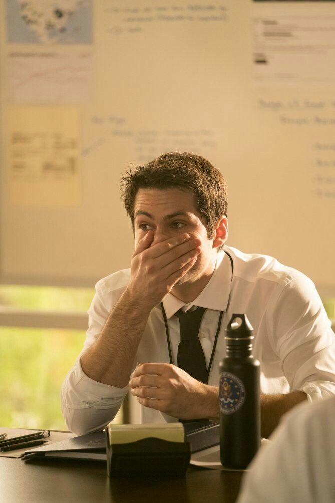 Stiles no FBI na 6 temporada,só de ver essa imagen já comecei a rir, pq já imaginei a merda que ele vai fazer