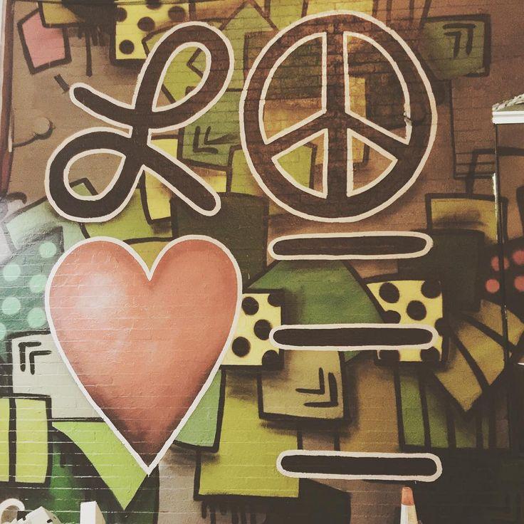 Only in Brooklyn!  #nyc #brooklyn #graffiti #love #art... - http://verysillyrobots.com/2017/05/07/only-in-brooklyn-nyc-brooklyn-graffiti-love-art/