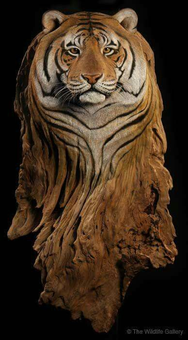 wood carving and illustration | Earl Martz