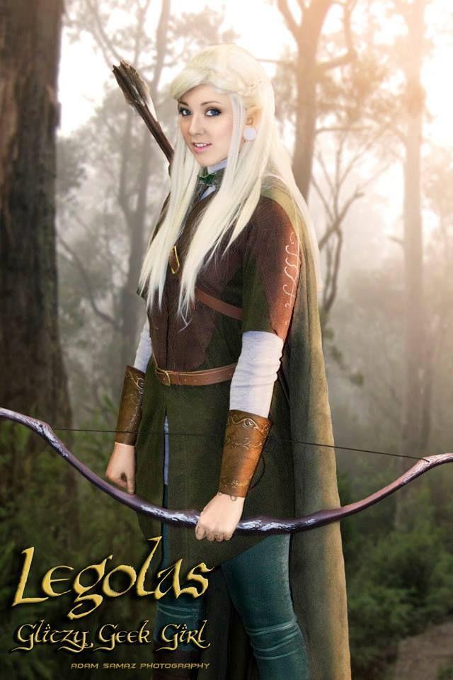 17+ images about Legolas Costume on Pinterest   Bow arrows ...