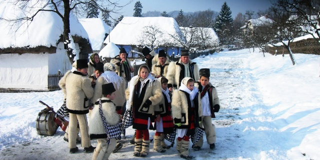 Check out Romanian Traditions.