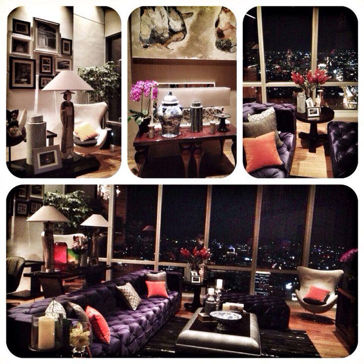 Cloud living room