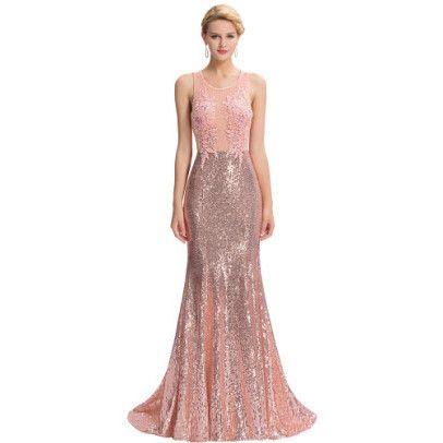 Laveliq Maxi Prom Dress Gown LAVELIQ