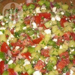 Rezeptbild: Türkischer Salat