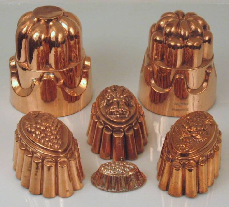 Cookware: About Copper Molds, Pots and more « Multi Cultural Cooking Network