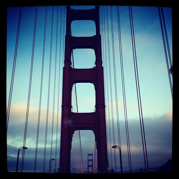 Kicking it in San Fran