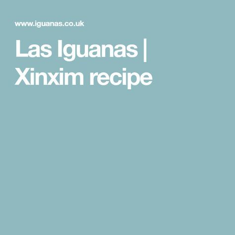 The 25 Best Las Iguanas Ideas On Pinterest