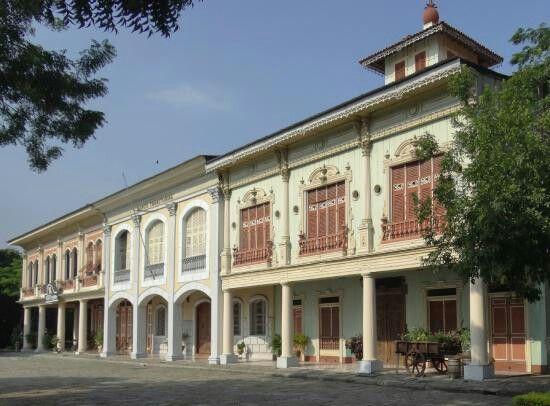 Guayaquil antiguo, parque historico