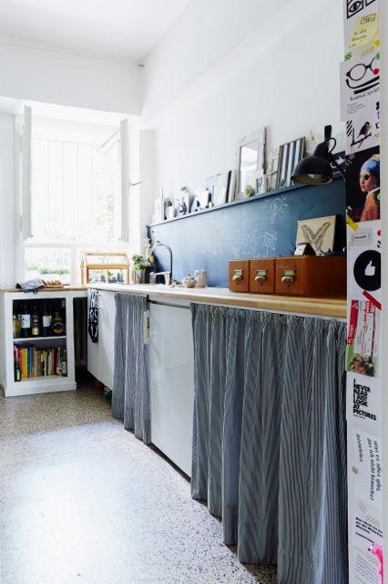 die 25+ besten ideen zu bad vorhang auf pinterest | badezimmer ... - Küche Vorhang
