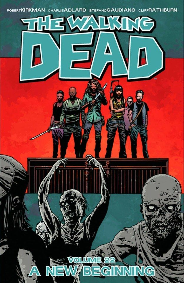 "The Walking Dead: Volume 22 | 27 Gifts Only True ""Walking Dead"" Fans Will Appreciate"