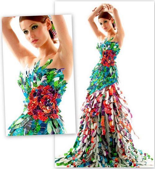 concurso vestidos de papel mollerussa 2014 - Buscar con Google