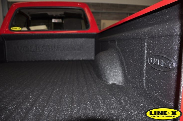 Pickup Truck Bed Liners | LINE-X Protective Coatings Ltd