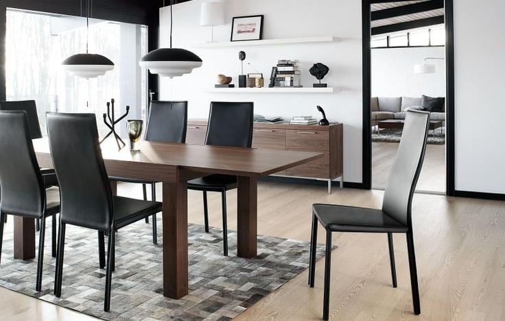 20 best dining urban design images on pinterest boconcept dining rooms and dining room. Black Bedroom Furniture Sets. Home Design Ideas