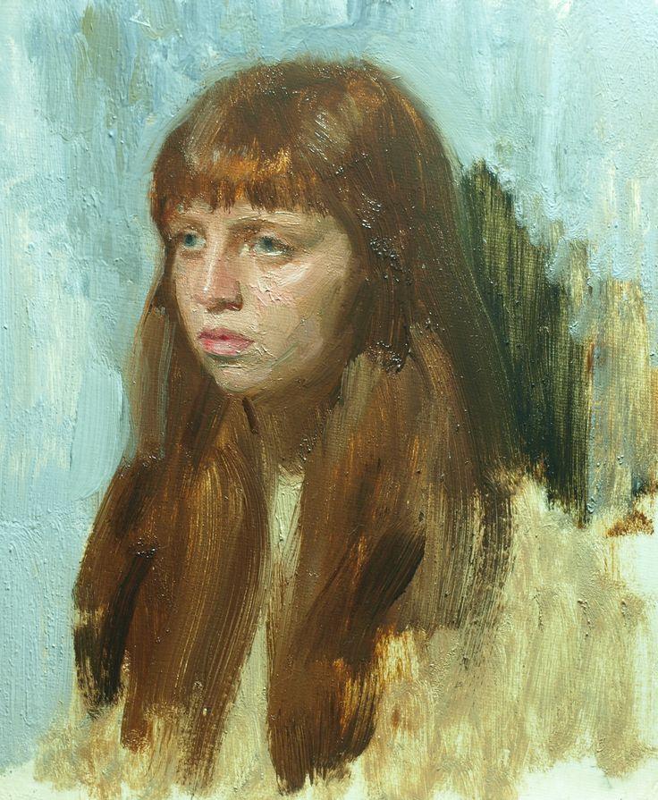 Ewan McClure - Portrait