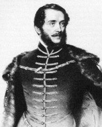 Kossuth Lajos pénzügyminiszter