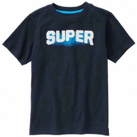 Camiseta Gymboree Super manga corta