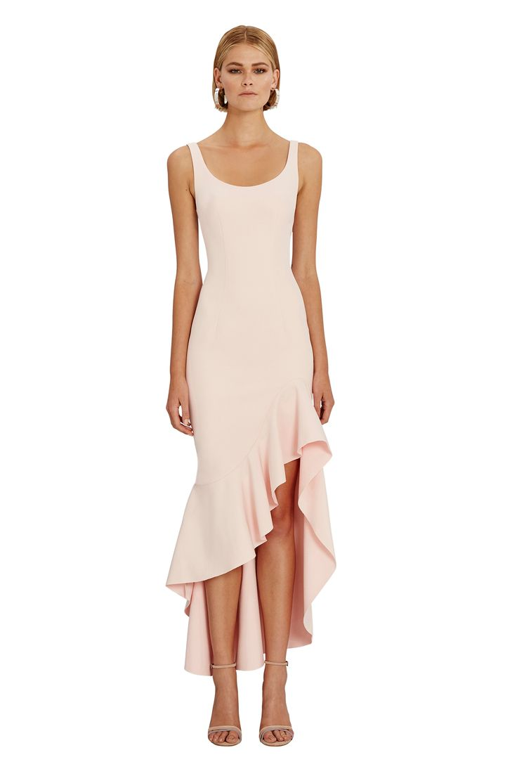 BY JOHNNY. Spiral Wave Gown | Pre-Order | Contemporary Australian Womenswear