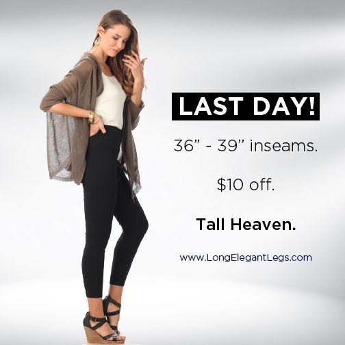 Long dress over leggings long inseam